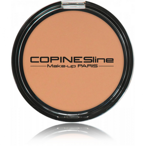 Velvet Compact Powder Copines Line Paris 03- Beige miel