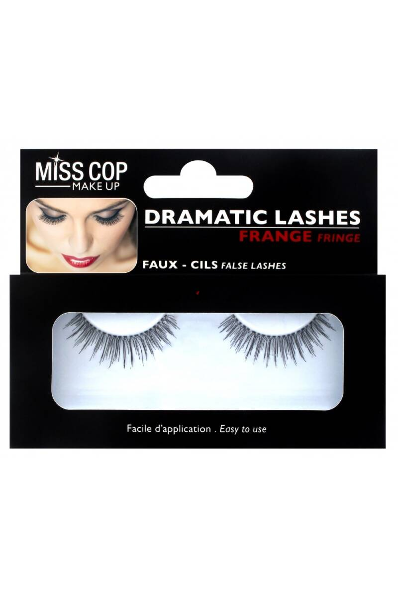 Miss Cop Dramatic lashes FRANGE – Kunstwimpers