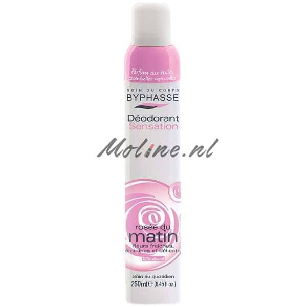 Byphasse rosée du matin deodorant spray 250ml