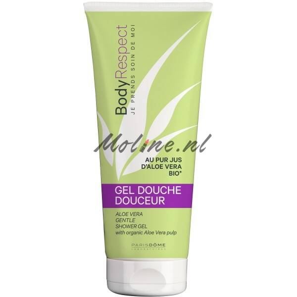 Body Respect Gel douche douceur Aloe Vera bio 200 ml