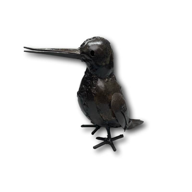 metalen ijsvogel