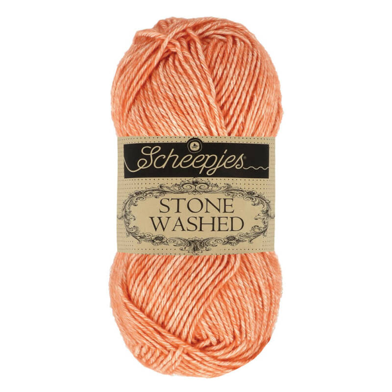 Stone Washed  - 816 Coral