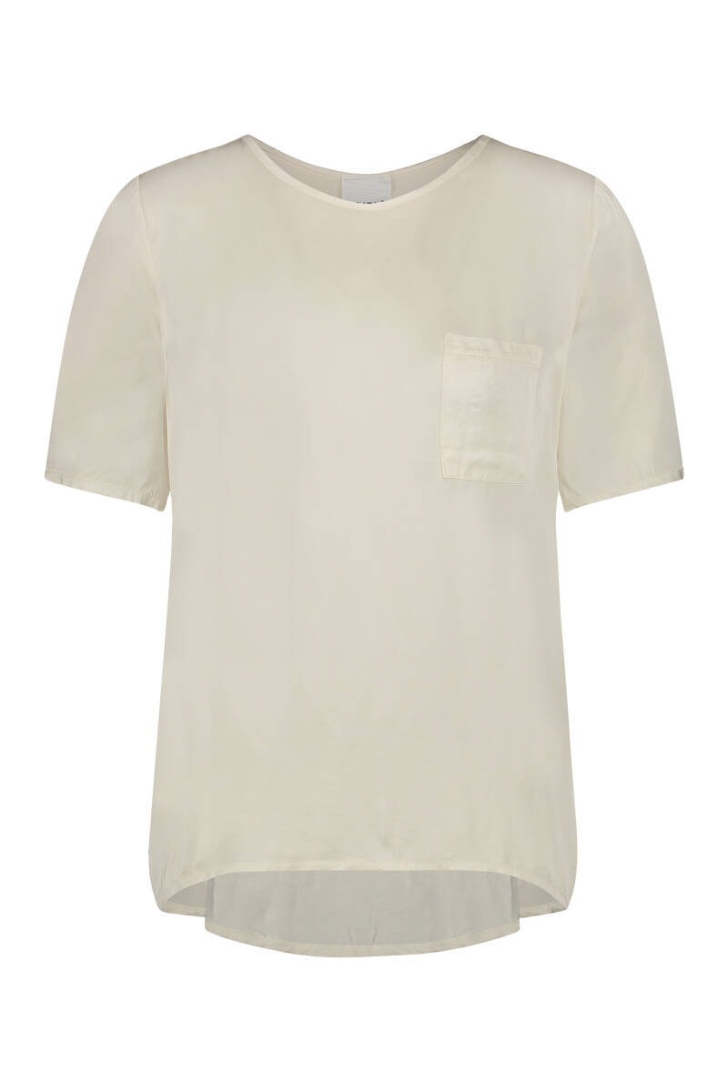 SS21 Simple DIMM TOP OFF-WHITE