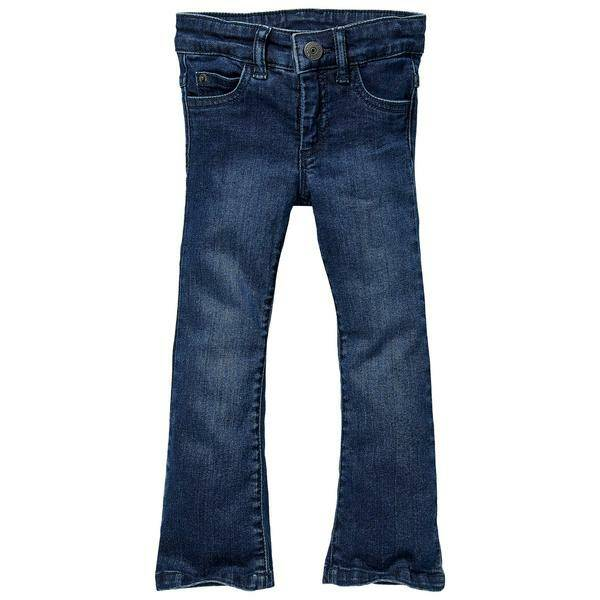 AW22 Levv Suzanne Jeans dark blue liitle girl