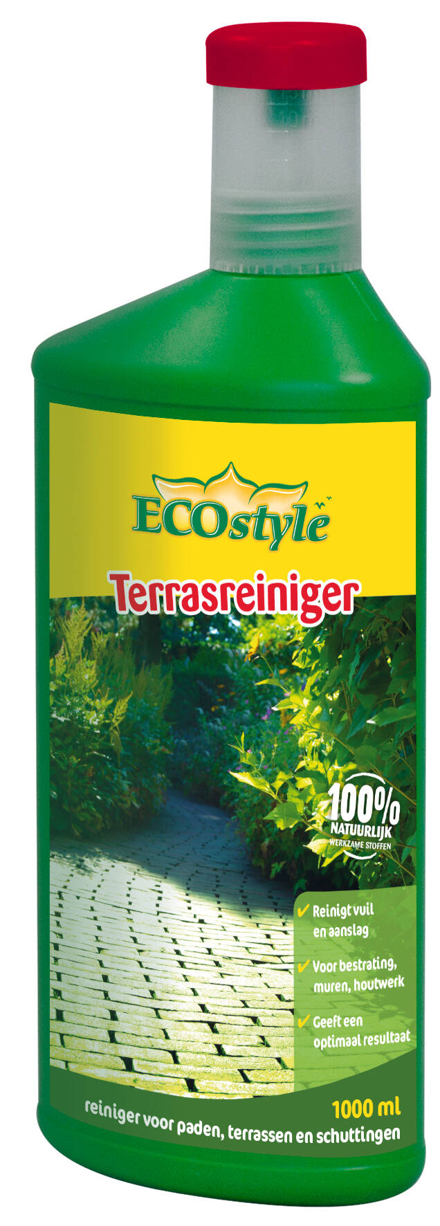 EcoStyle Terrasreiniger Concentraat