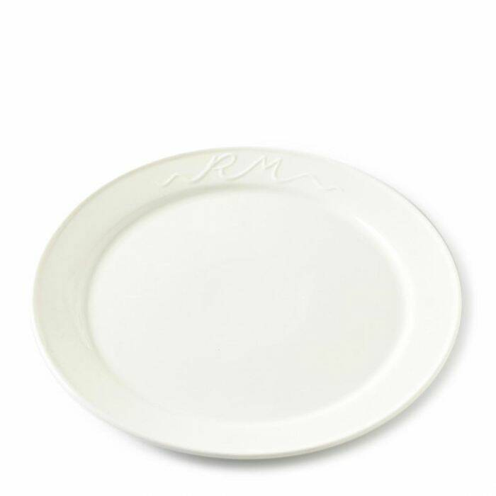 RM Signature collection dinner plate