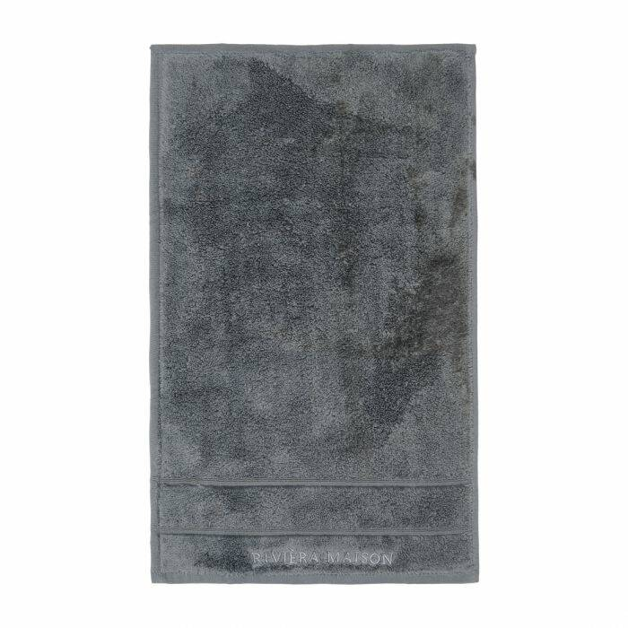 RM Hotel guest towel anthracite 50x30