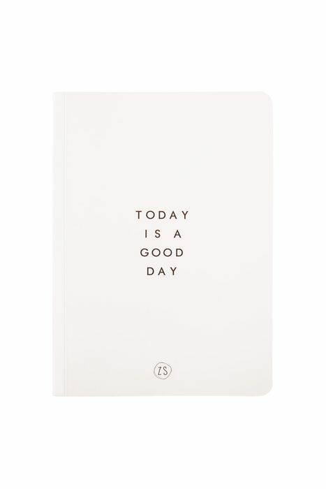 Schriftje - good day wit