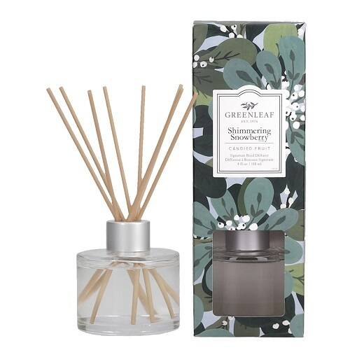 Shimmering snowberry - diffuser