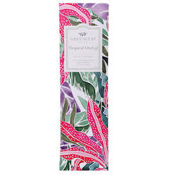 Tropical orchid - slim sachet