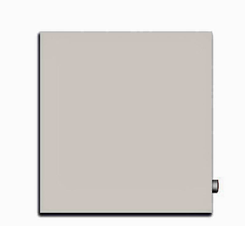Infrarood verwarming Hybride: 600x600x40mm . 600W met Thermostaat