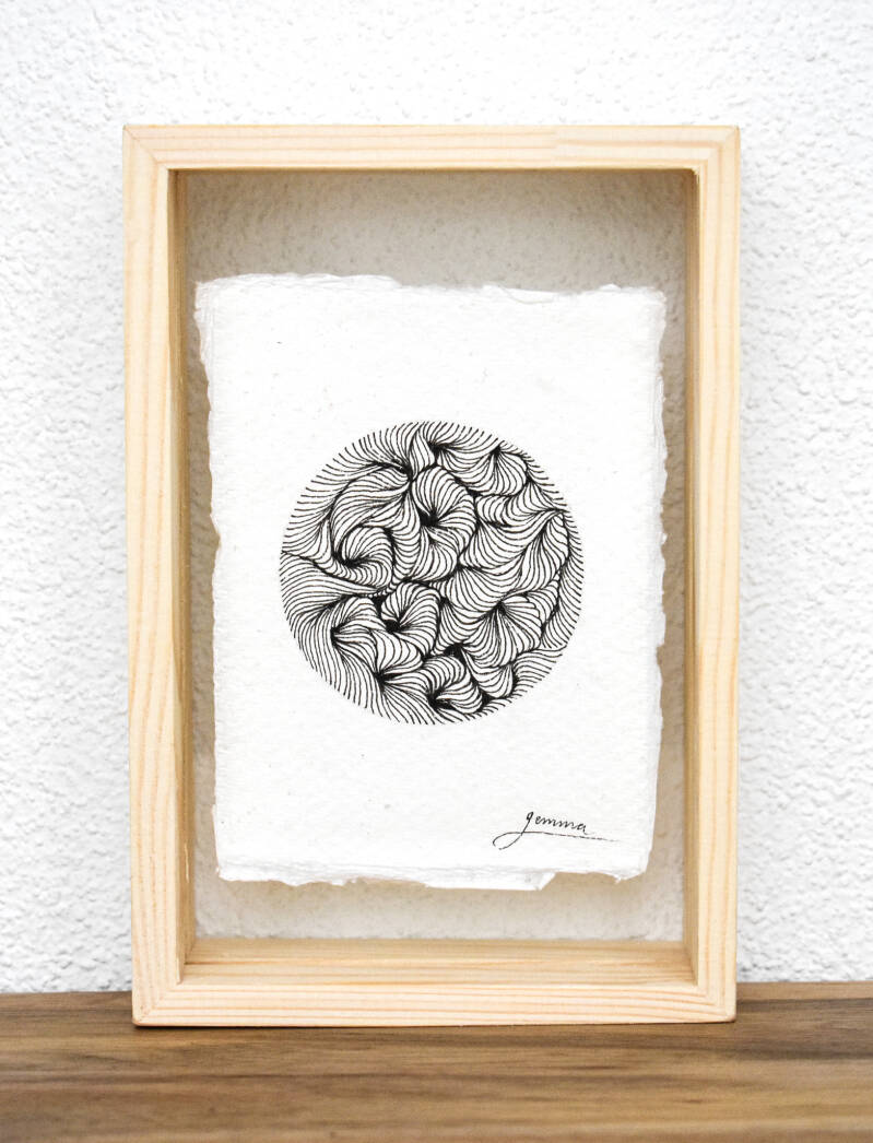 LIMITED EDITION - MINI (incl. frame)