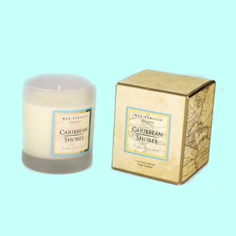Caribbean scents geurkaars Wax lyrical