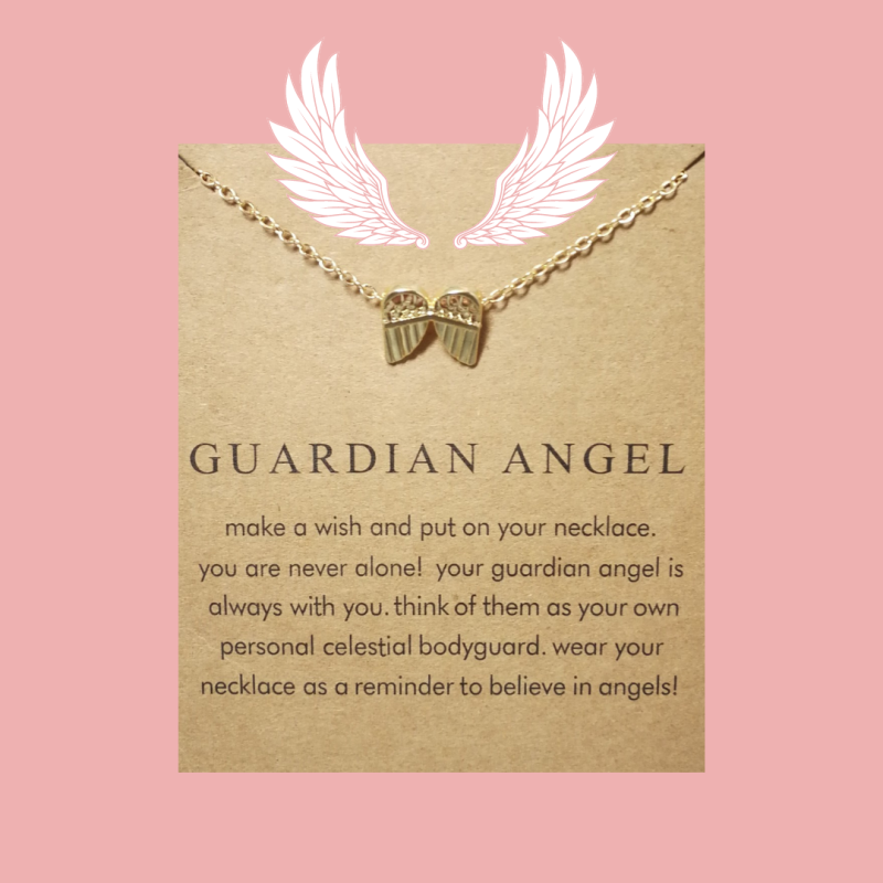 Guardian Angel ketting