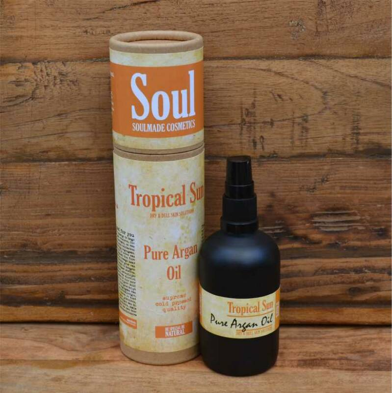 Tropical Sun Pure Argan Oil