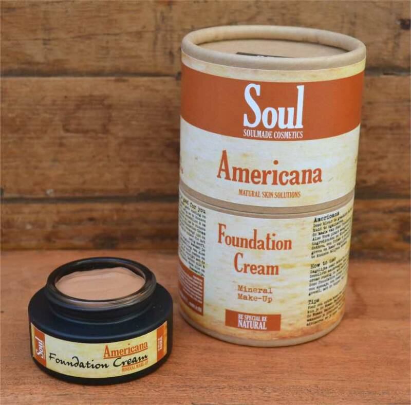 Americana - Foundation Cream