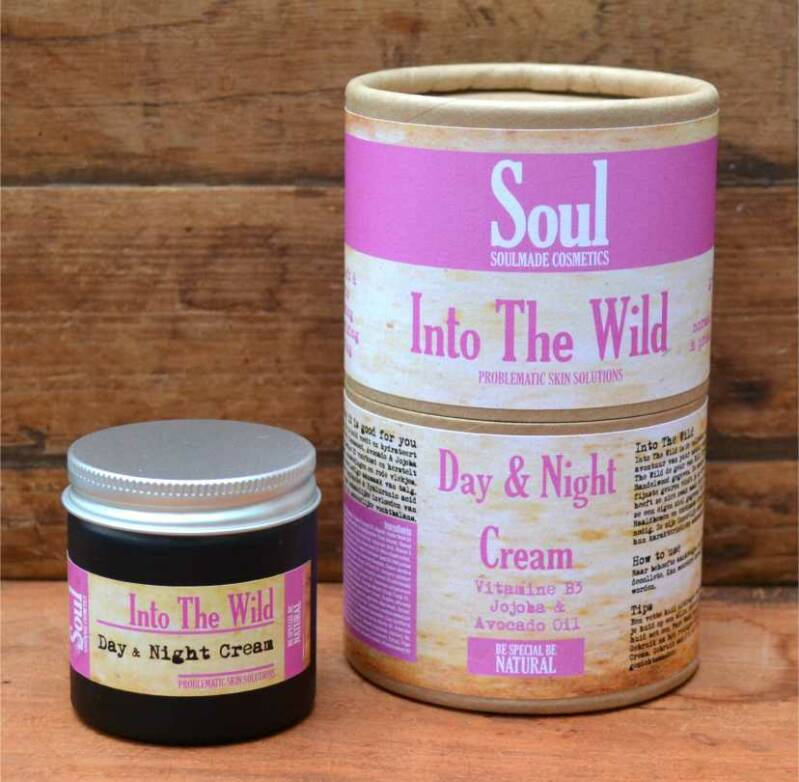 Into The Wild - Day&Night Cream