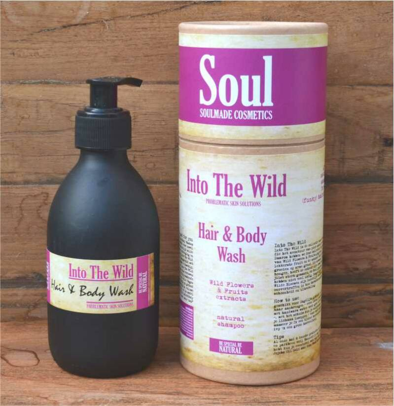 Into The Wild - Hair & Body Wash