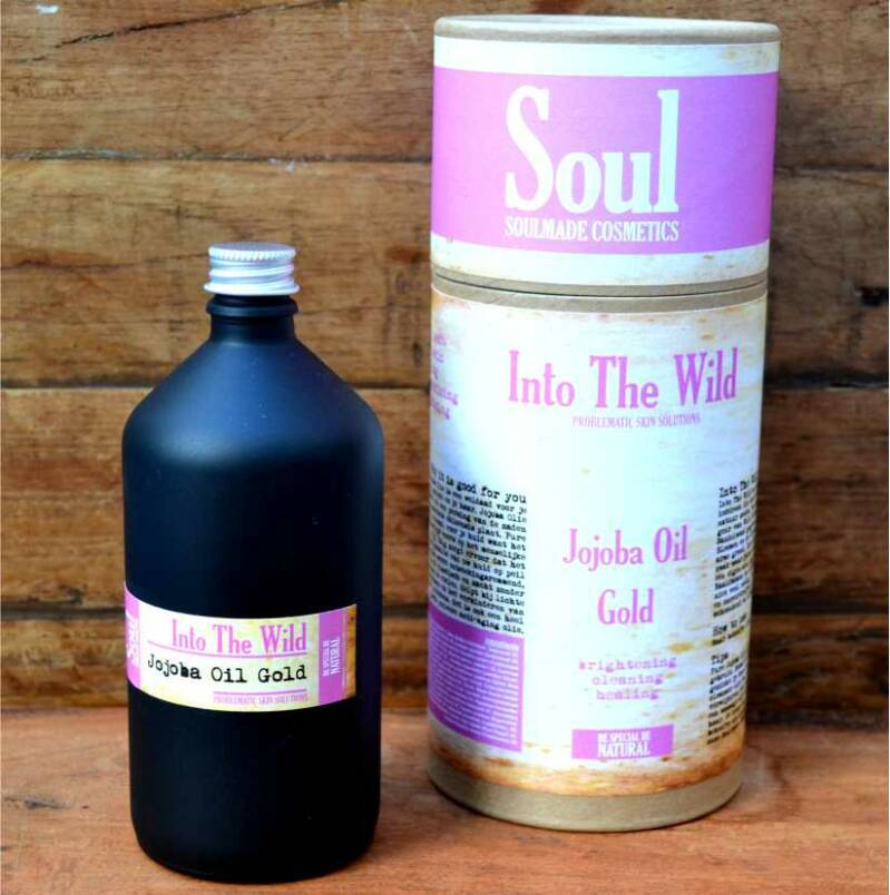 Into The Wild - Jojoba Oil Gold