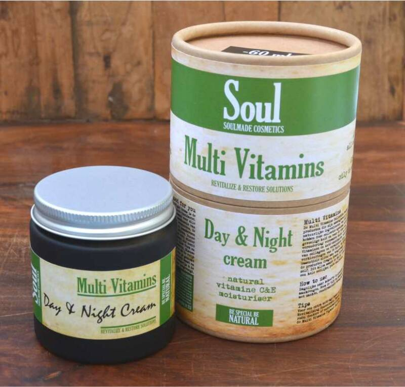Multi Vitamins - Day&Night Cream