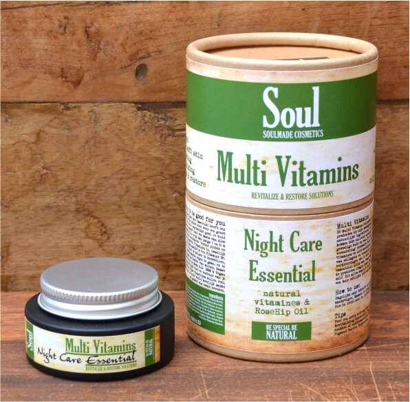 Multi Vitamins - Night Care Essential