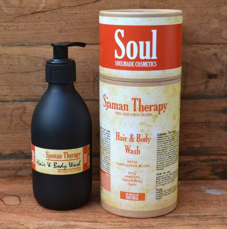Sjaman Therapy - Hair&Body Wash