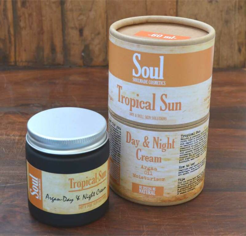 Tropical Sun - Argan Day&Night Cream