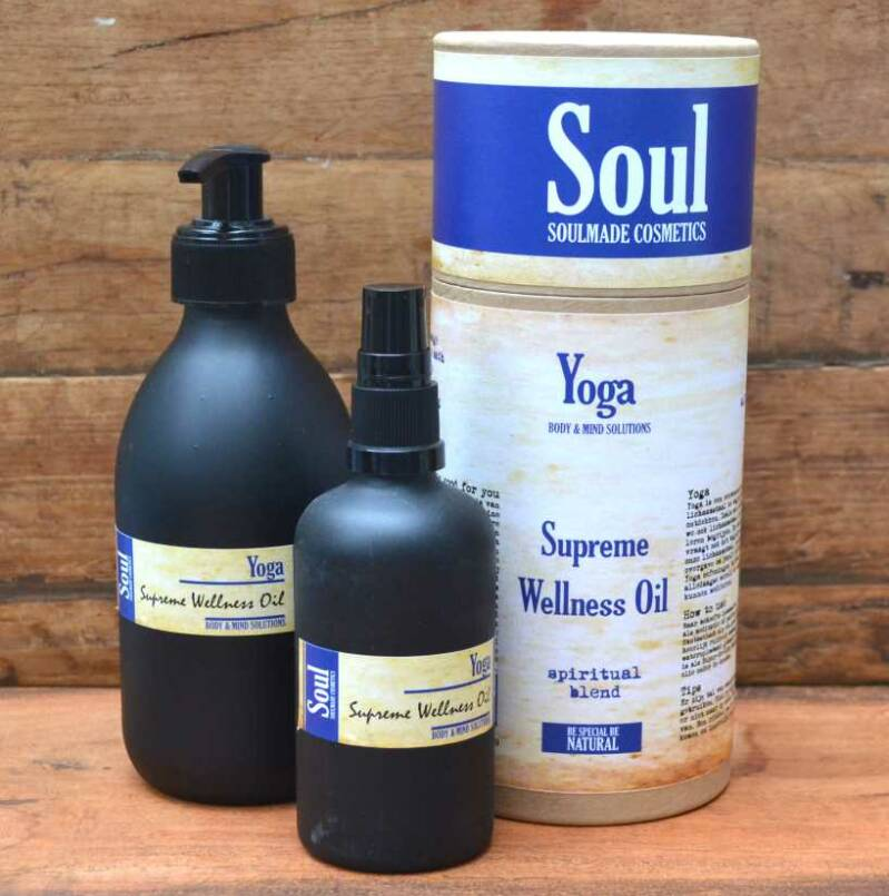 Yoga - Supreme Wellness Oil