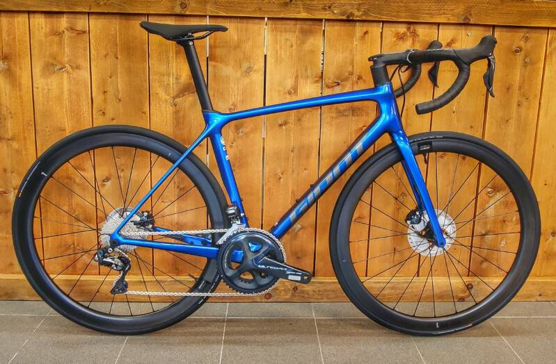 Giant racefiets TCR advanced PRO 0 Disc