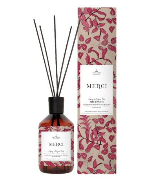 Reed diffuser Merci