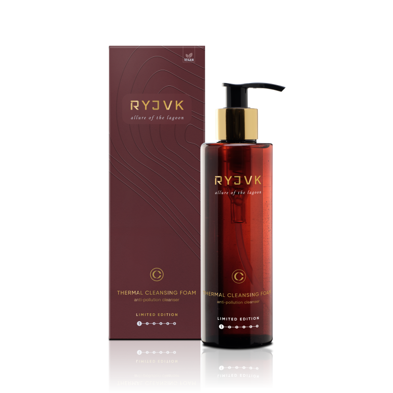 RYJVK Thermal Cleansing Foam