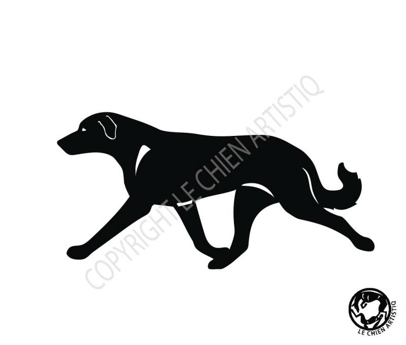 Berger de Beauce / Beauceron ! on the move ! SILHOUET > choose your item :)