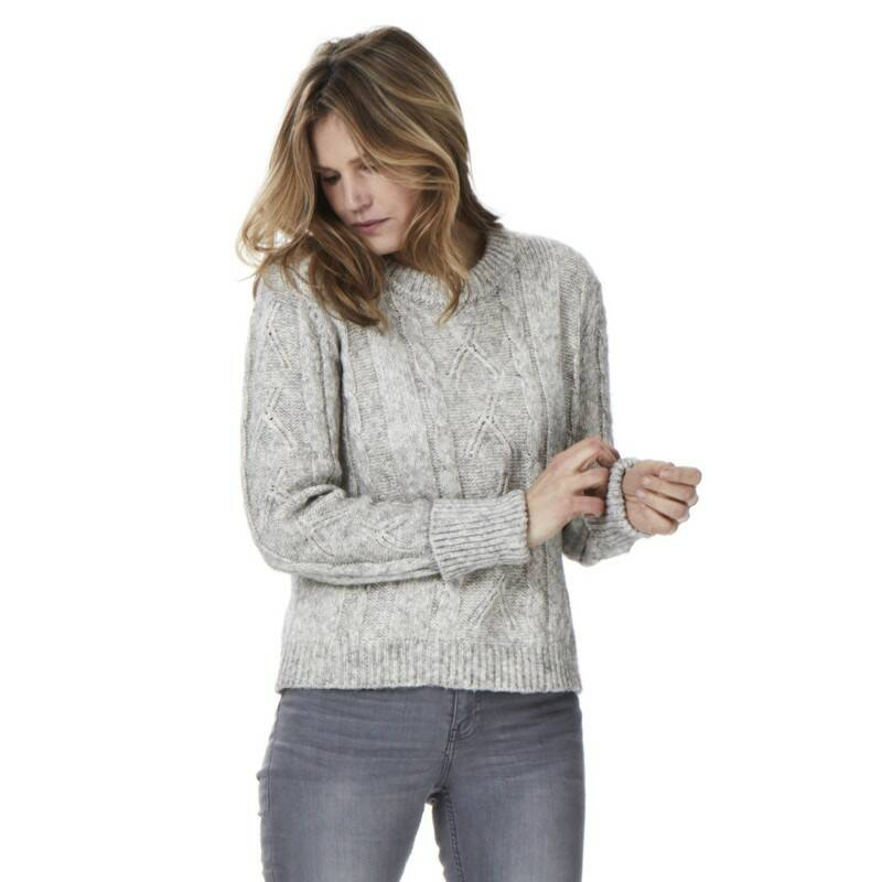 BLOOMINGS PULLOVER CABLE