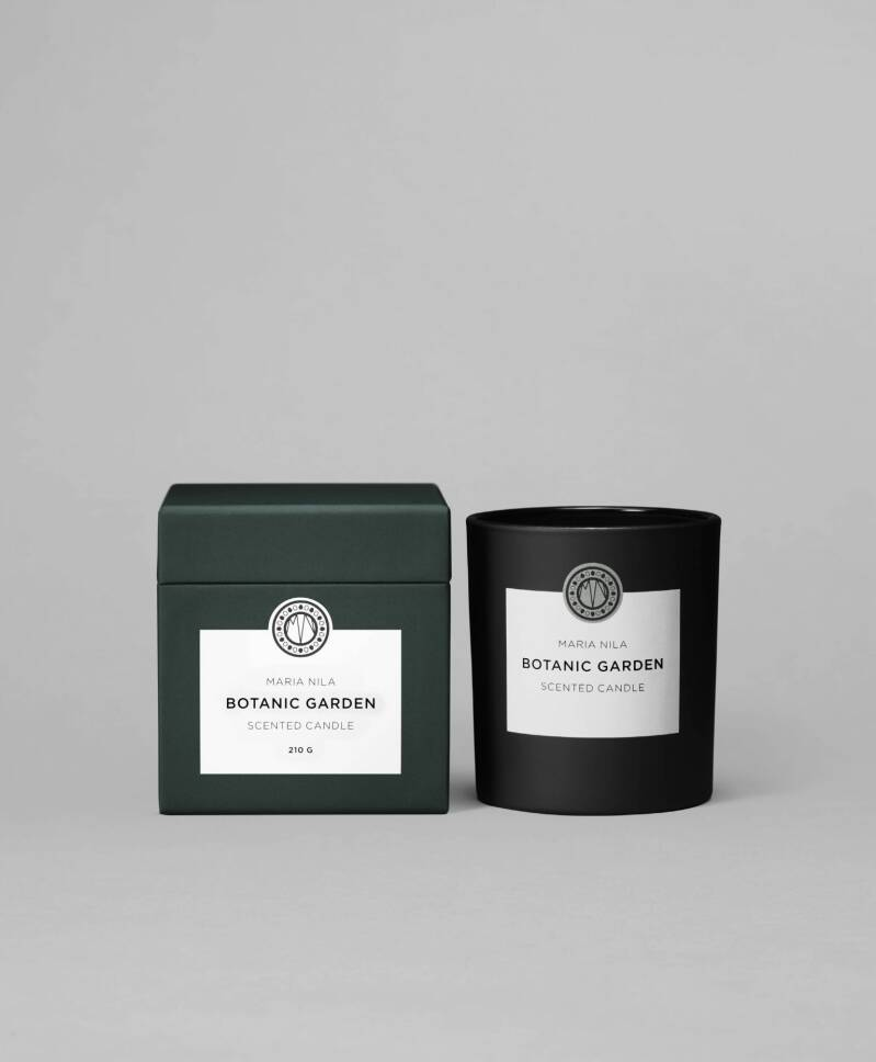 Scented Candles Botanic Garden 210g