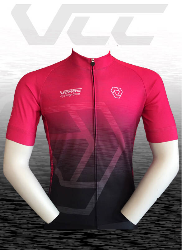 Verge Cycling Club Jersey