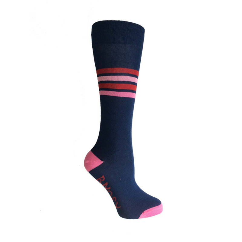 B Nosy Socks B Suger With Stripes