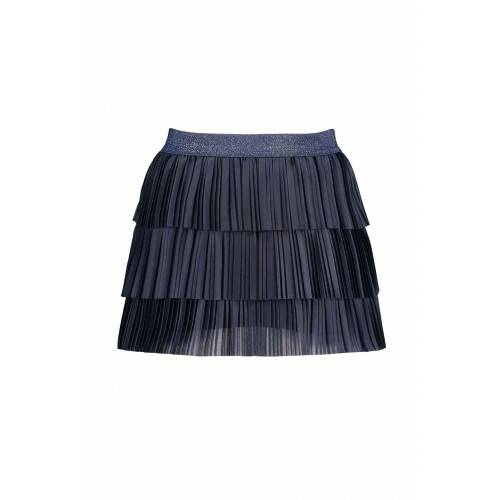 B Nosy 3 layer Plissé Skirt