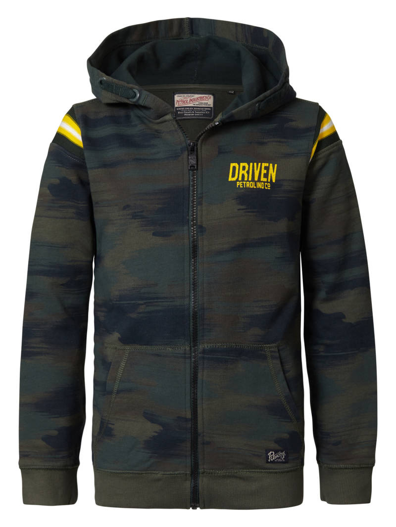 Petrol SWH343 Sweater Hooded