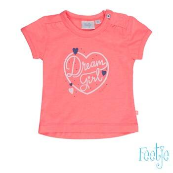 Feetje T-shirt k/m dream girl Bisou for you