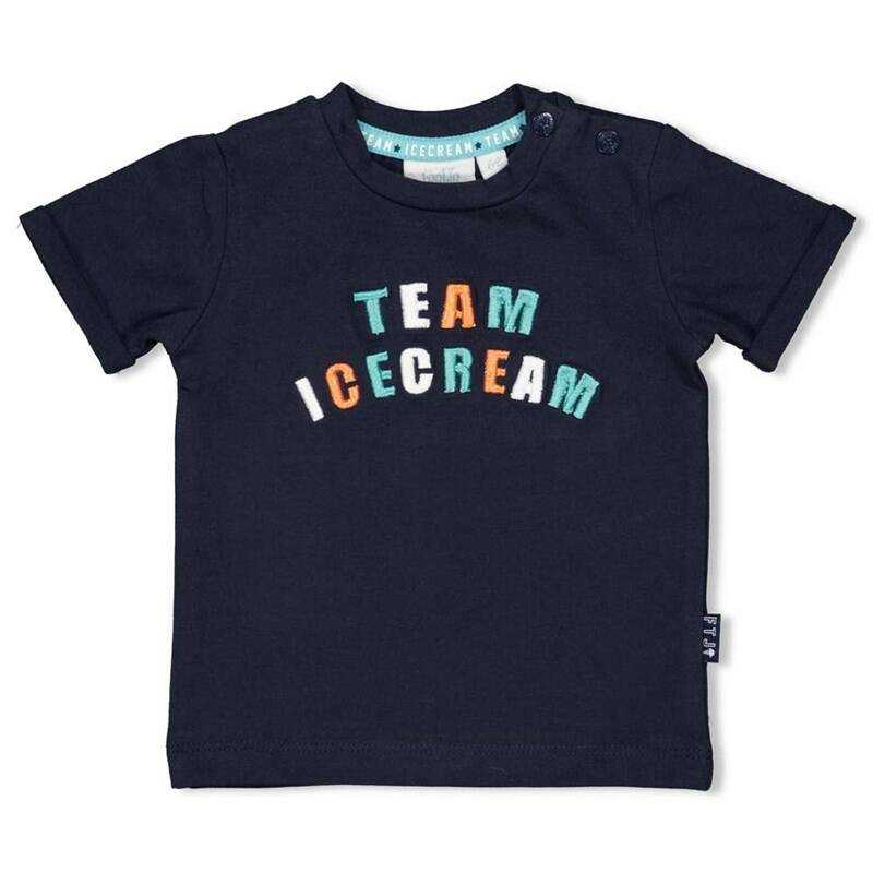 Feetje T-SHIRT - TEAM ICECREAM