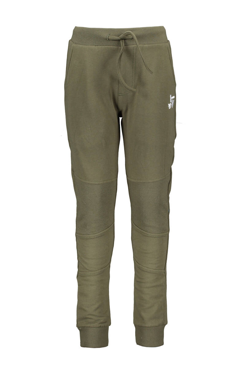 Tygo & Vito Jog Pants Kneepatch Army