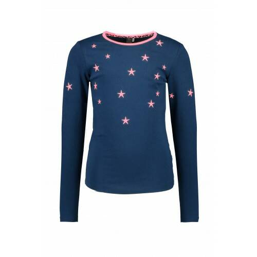 B.Nosy Longsleeve Space Blue
