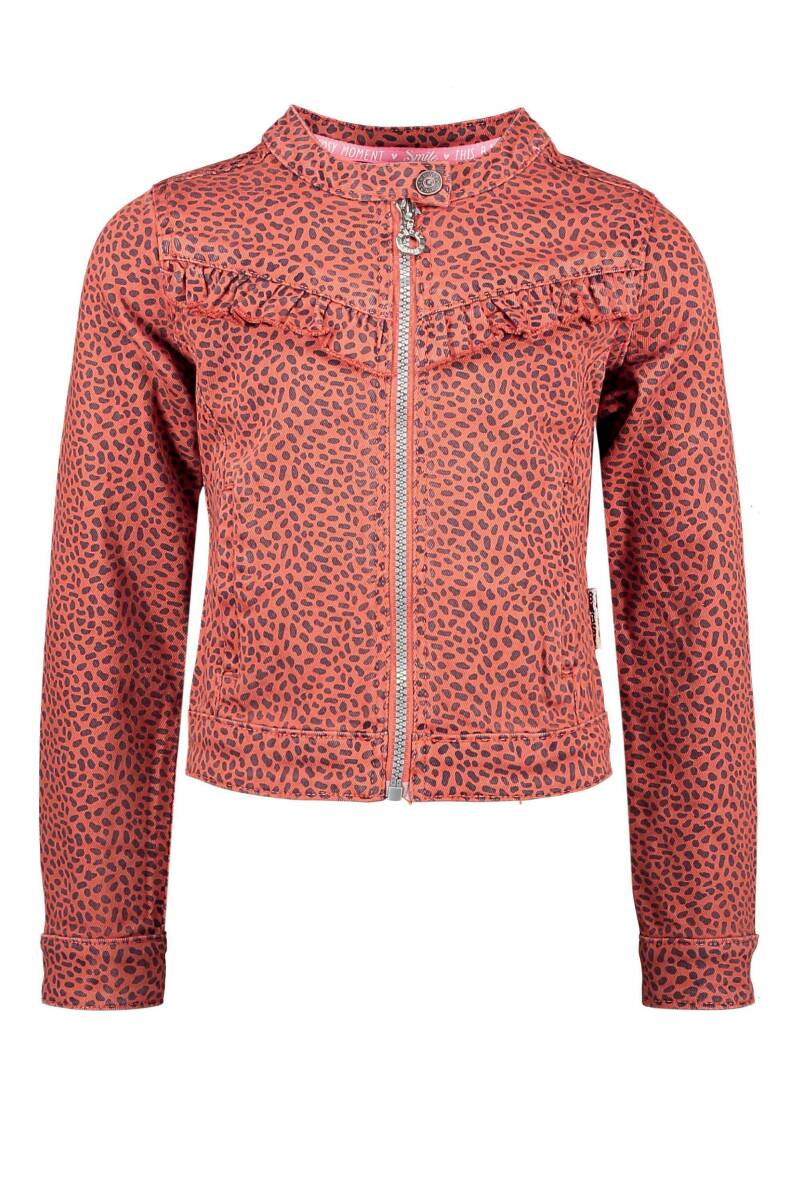 B Nosy Denim Jacket Dots