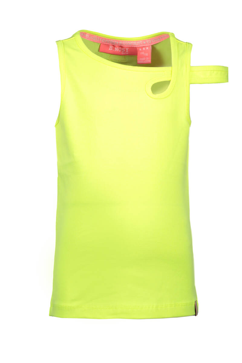B Nosy Girls singlet with extra strap on arm