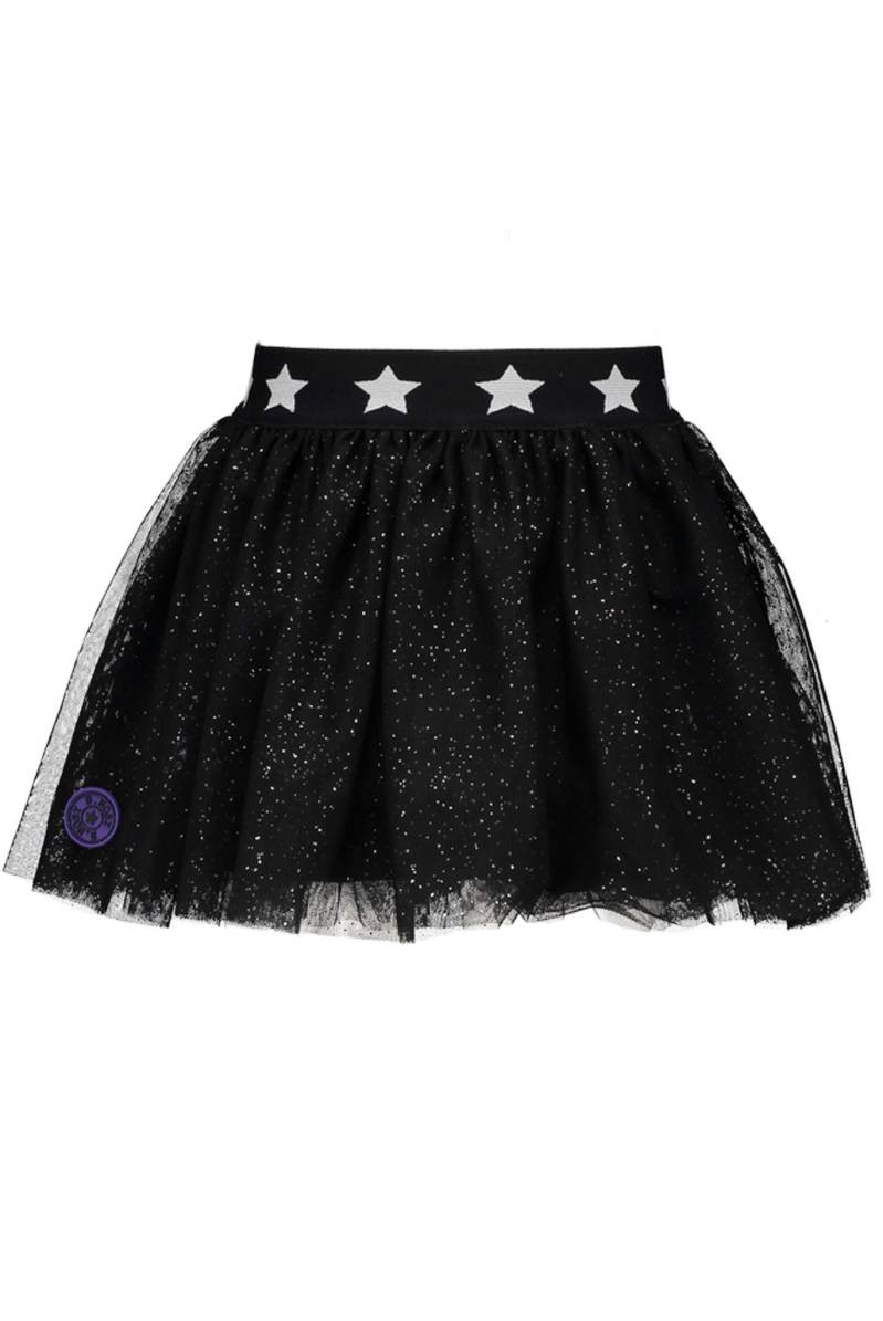 B Nosy Girls glitter netting skirt