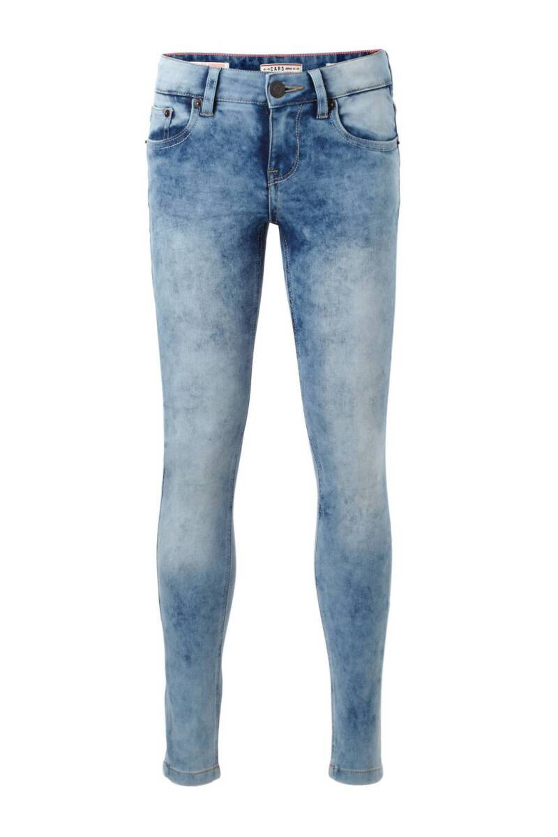 Cars Jeans TYRA  Satin skinny fit jeans