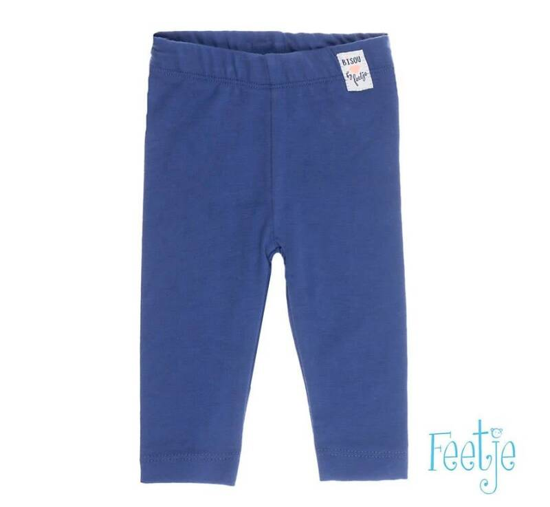 Feetje legging blue