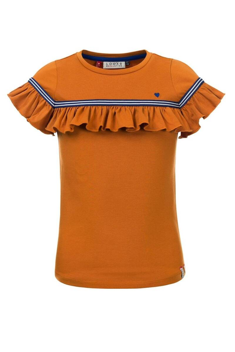 LOOXS Little Caramel  T-Shirt