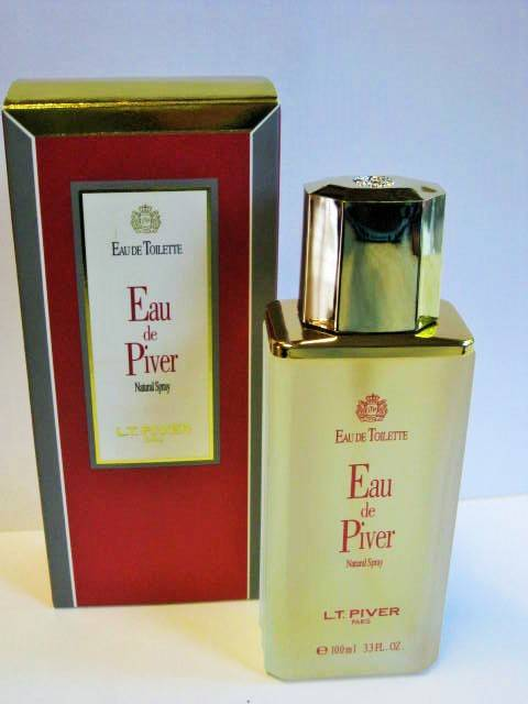L.t.Piver ,,Eau de Piver,, Eau de Toilette spray-100ml