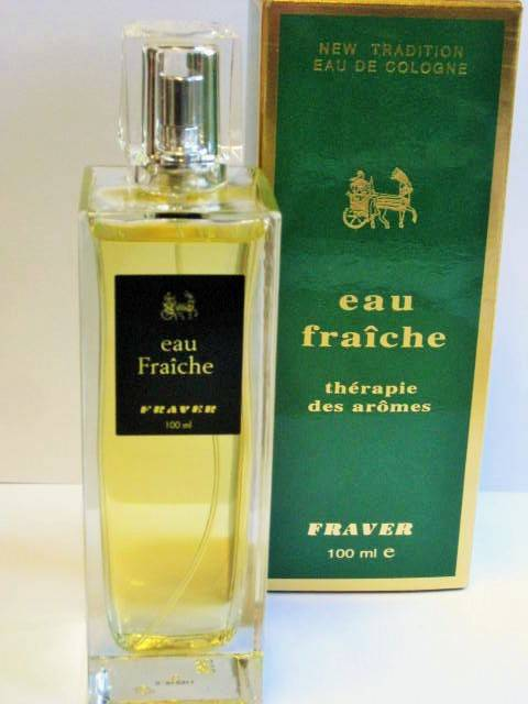 Fraver Geurentherapie ,,Eau Fraiche,, Cologne spray-100ml